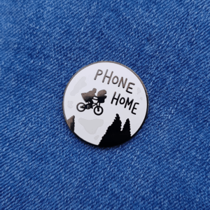 Extra Terrestrial ET Phone Home Pin